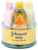 Johnson & Johnson First Touch Baby Gift Set