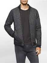 Calvin Klein Wool Bomber Jacket