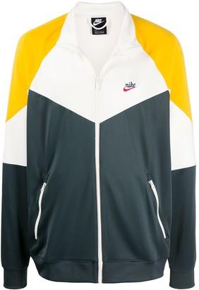 Nike Windrunner colour block jacket