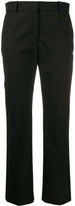Joseph Straight Cropped Trousers