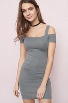 Garage Short Sleeve Juliette Bodycon Dress