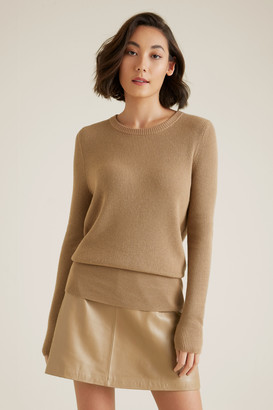 Seed Heritage Relaxed Drape Knit