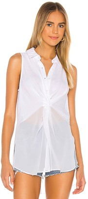 BCBGeneration Knot Front Top