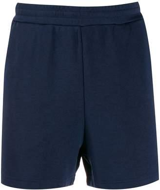 Fila side stripe shorts