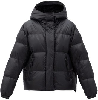 Bogner Fire & Ice Ranja Hooded Quilted Ski Jacket - Black