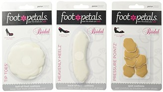 Foot Petals Women's Wedding Day Collection-W