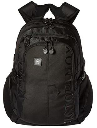 Victorinox VX Sport Pilot Laptop Backpack (Black/Black Logo) Backpack Bags
