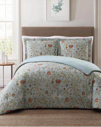 Style 212 Bedford Blue Comforter Set