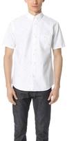 Steven Alan Short Sleeve Cadet Shirt