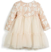 Billieblush Sequin and Tulle Dress, Size 12-18 Months