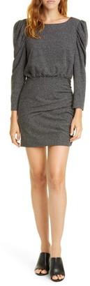 La Vie Rebecca Taylor Long Sleeve French Terry Dress