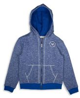 True Religion Toddler's, Little Boy's & Boy's Marled French Terry Hoodie