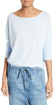 Vince Women's Drop Shoulder Tee