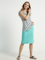 White Stuff Clover denim skirt