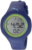 Puma Unisex PU910801039 Loop L Purple green Digital Display Watch