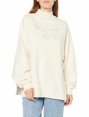 Superdry Women's Ana High Neck Crew Sweatshirt