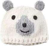 Carter's Winter Hats (Baby) - Ivory - 3-9 Months