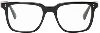 Oliver Peoples Black Lachman Glasses