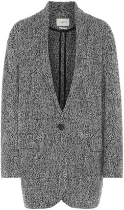 Etoile Isabel Marant Isabel Marant, étoile Backal tweed jacket