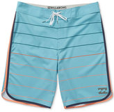 Billabong Stripe Swim Trunks, Big Boys (8-20)