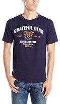 Liquid Blue Men's Grateful Dead-Chicago '95 T-Shirt