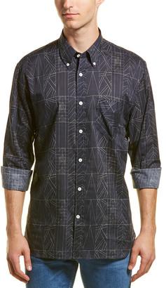 Billy Reid Holt Dress Shirt