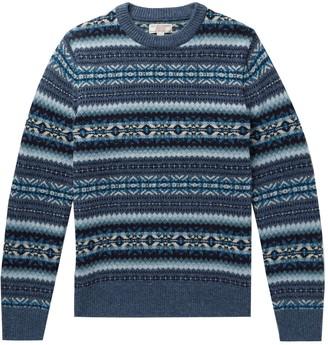 J.Crew WALLACE & BARNES by Sweaters