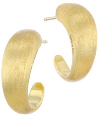 Marco Bicego Lucia 18K Yellow Gold Hoop Earrings