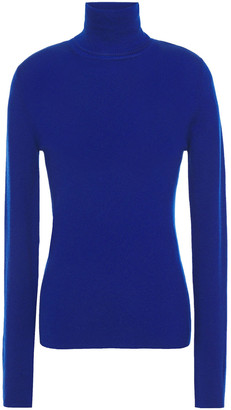 McQ Ribbed Wool Turtleneck Sweater
