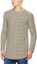 Young & Rich Young&Rich Men's Longsleeve Tunica Sweat Double Pyjama Bottoms,L