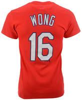 Majestic Men's Short-Sleeve Kolten Wong St. Louis Cardinals T-Shirt