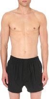 Alexander McQueen jacquard print cotton boxers