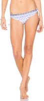 Shoshanna Lace Back Bikini Bottom
