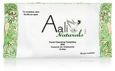 Alöe Facial Cleansing Towelettes with Coconut Oil, Chamomile & 30 Count