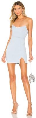 superdown Zarah Slit Mini Dress