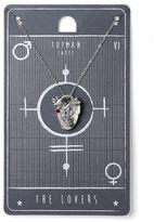 Topman The Lovers Tarot Necklace*