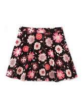 Kate Spade Girls' Floral-Print Skater Skirt, Size 7-14