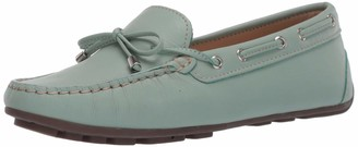 Driver Club Usa Women's Leather Made in Brazil Natucket Driver Loafer