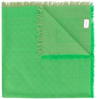 Gucci Kids GG pattern scarf