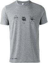 Aspesi '3 Mostri' T-shirt - men - Cotton/Polyester - XXL