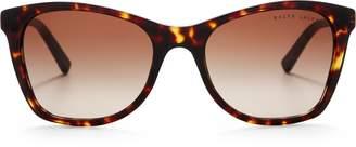 Ralph Lauren Art Deco Square Sunglasses