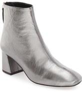 Topshop 'Maggie' Flared Heel Bootie (Women)