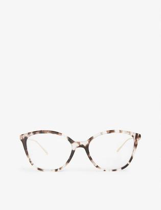 Prada PR11VV Conceptual square-frame glasses