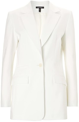 Baukjen Phoebe Blazer In Off White