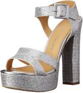 Chinese Laundry Women's Allspice Glitter Platform Sandal
