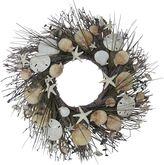 SONOMA Goods for LifeTM Artificial Shell & Starfish Coastal Wreath