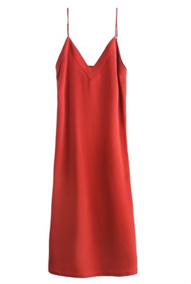 Cuyana Silk Slip Dress