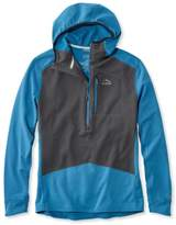 L.L. Bean L.L.Bean Break Trail Fleece, Colorblock