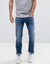 Esprit Slim Fit Jeans in Light Wash