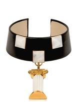 Delfina Delettrez Column Pendant Collar
